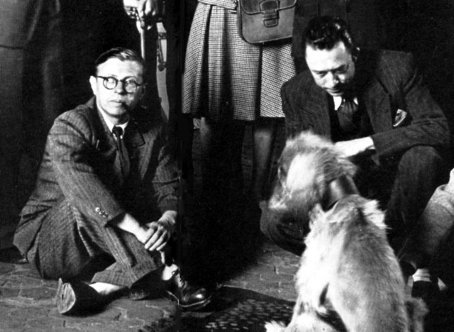 Альбер Камю, жизнь и творчество Нобелевского лауреата, сартр и камю