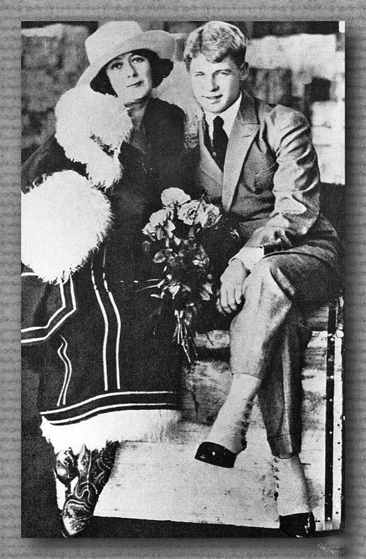 Есенин с Айседорой Дункан