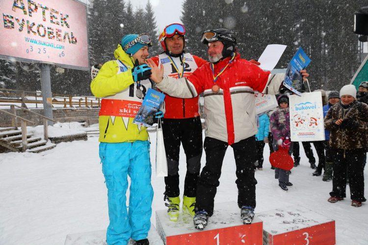 Виталий Борисюк лыжи карпаты Буковель горы Советы лыжникам спорт