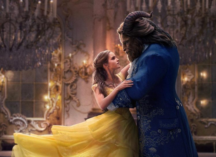 beauty and the beast красавица и чудовище