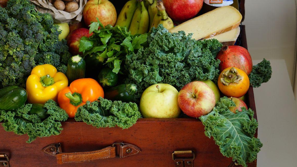 Ищем витамины — какие продукты нужно есть весной