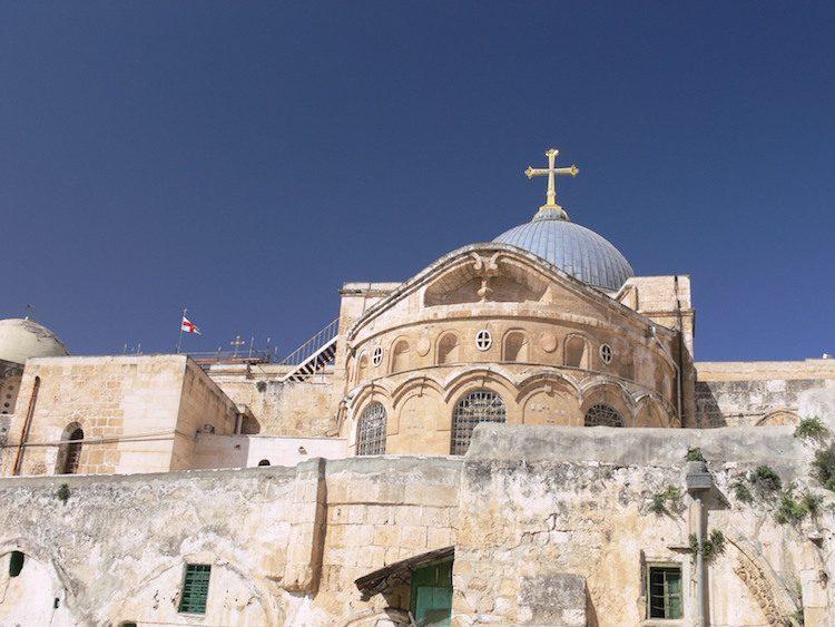 храм Воскресения Господня в Иерусалиме