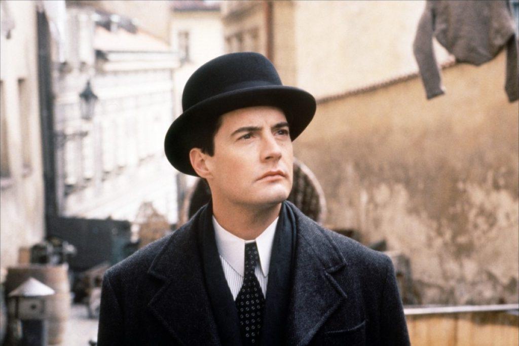 кадр из фильма «Процесс» 1992, экранизация Франца Кафки