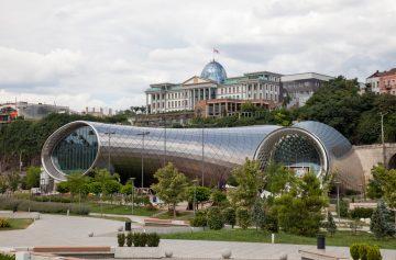 Тбилиси, Грузия, театр