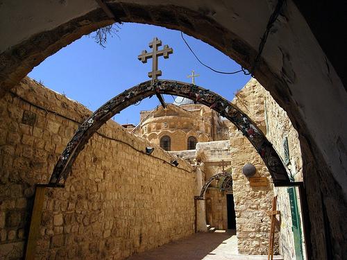 600 метров Виа Долороза– идем по пути Христа