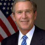 "Джорд Буш-младший, ""Череп и кости"""