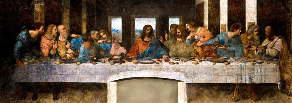 Тайная вечеря, когда Иуда предаст Христа