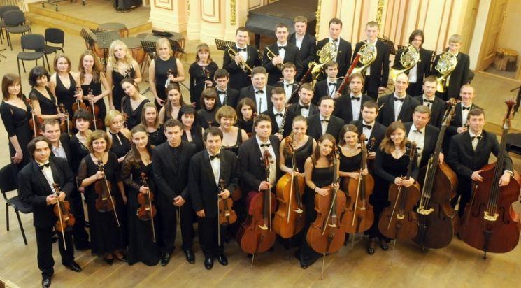 оркестр INSO на Alfa Jazz Fest
