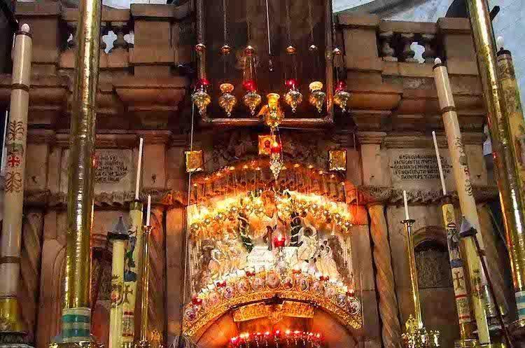 храм гроба господня, виа долороза