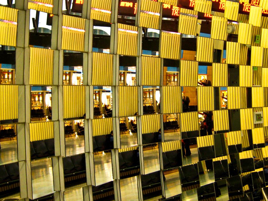 «ЧЧ: Читать. Четверг»: Книга зеркал или лабиринты памяти