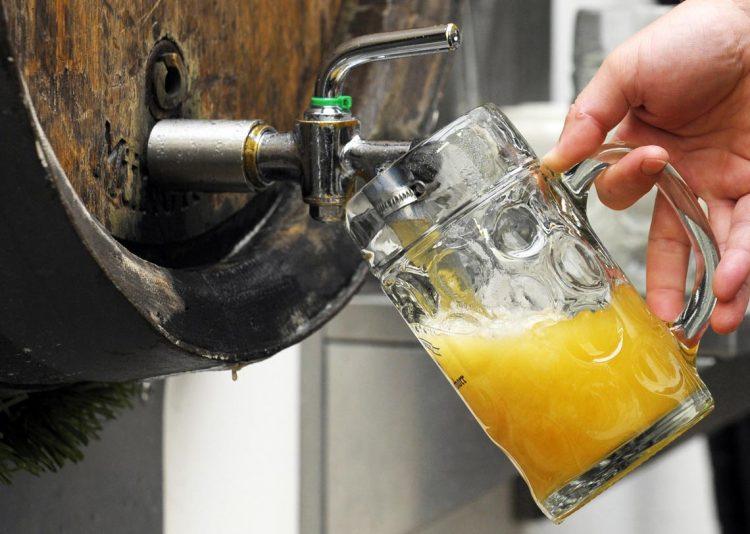 Пиво, бокал, Запрещенные продукты