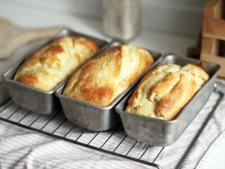 Хлеб, выпечка, цитокины, запрещенные продукты