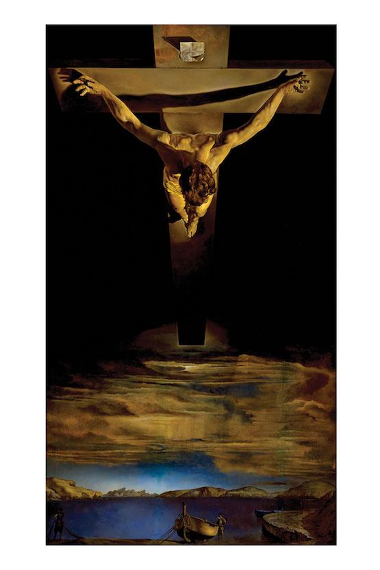 сальвадор дали христос святого иоанна креста
