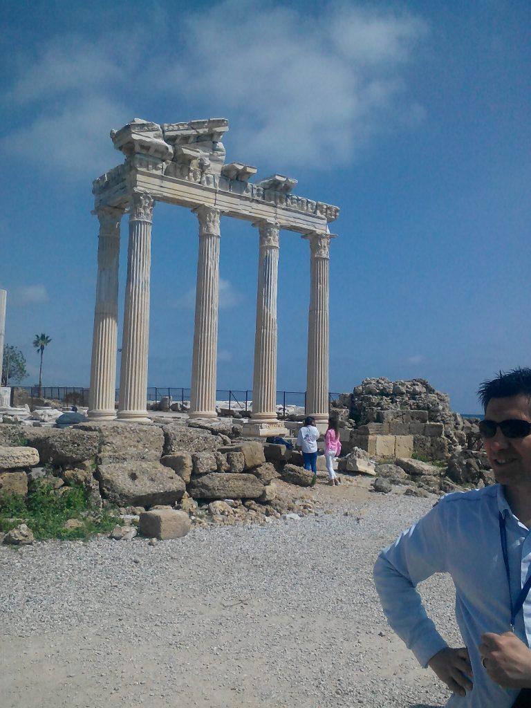 храм Аполлона Сиде, Анталья