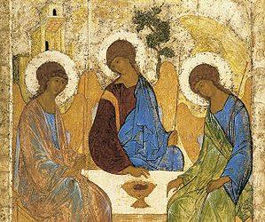 Символ Троицы – кто главней: Отец, Сын или Дух Святой?