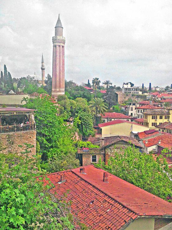 Анталья, мечеть