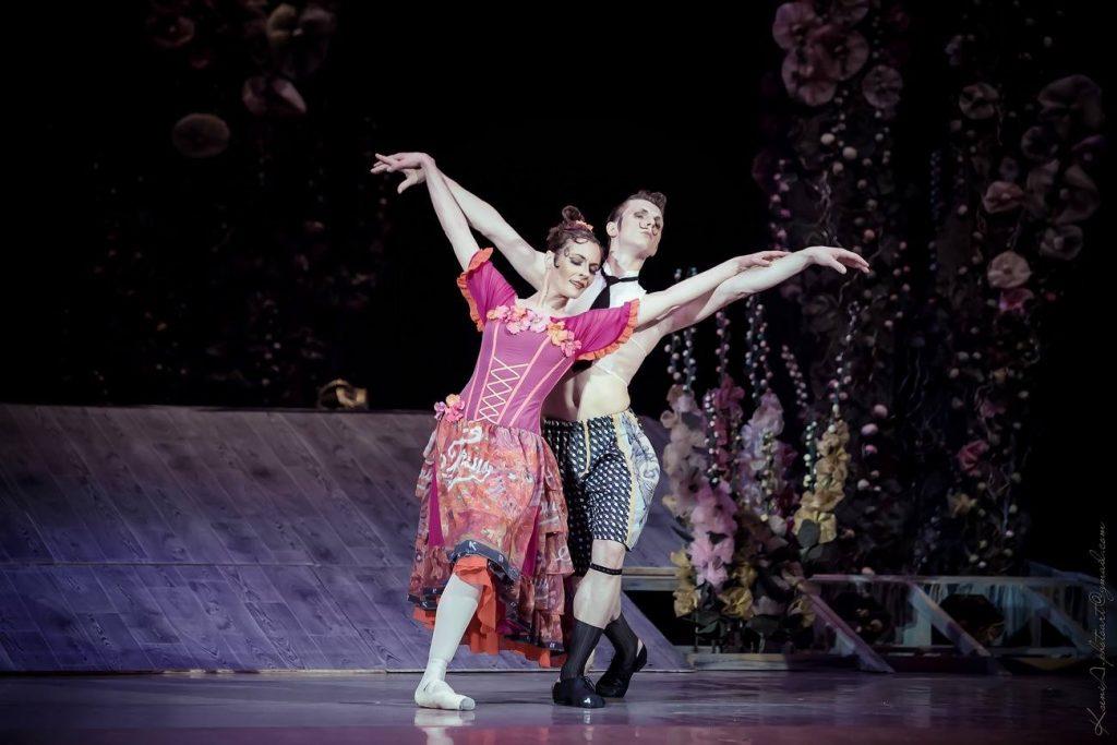 балет за двумя зайцами, театр оперы и балета, киев, премьера
