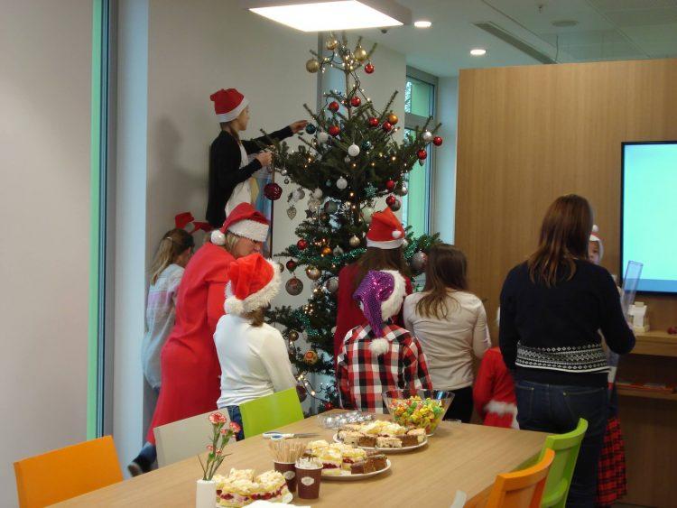 лечение в Польше, праздники в больнице