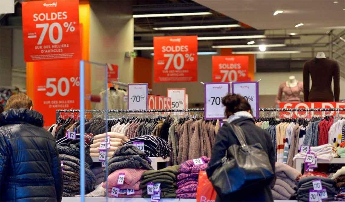 Распродажи во Франции — главные места и секреты удачных покупок