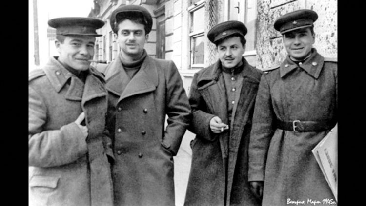 стихи о войне, Семен Гудзенко, фронтовики