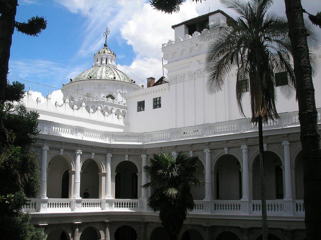 Кито, столица Эквадора, Фишки дня — 10 августа