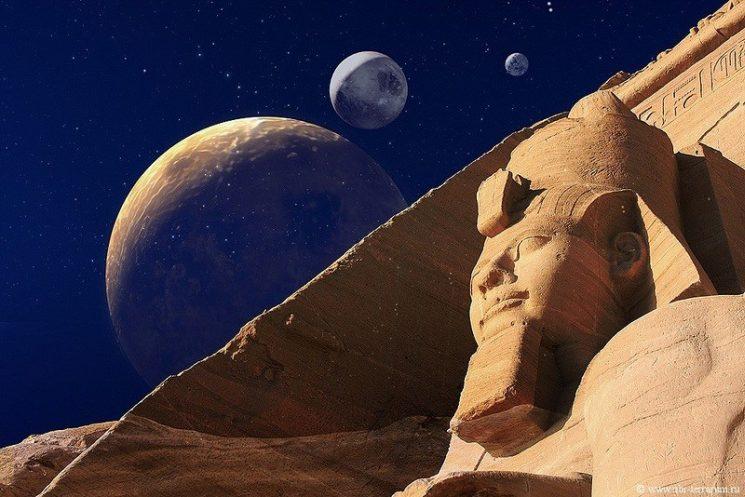 Фишки дня — 29 августа, Египет, фараон