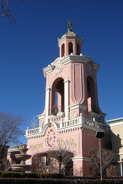 История Южного Парка, ресторан Каса Бонита, Колорадо
