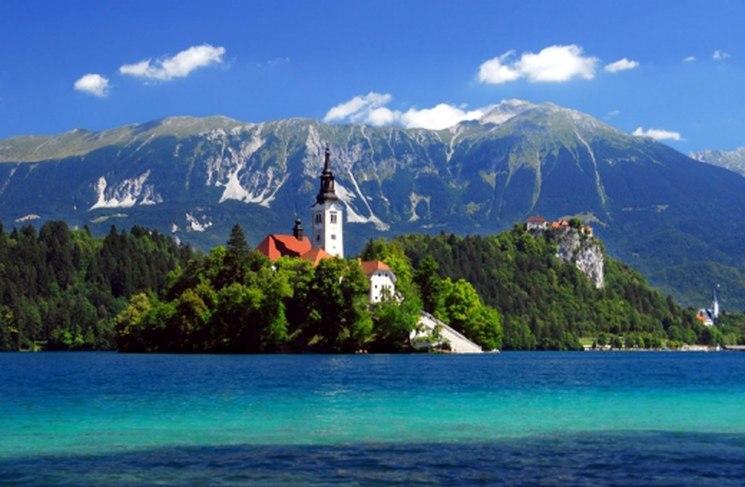Фишки дня — 17 августа, Югославия, Словения, туризм, путешествия