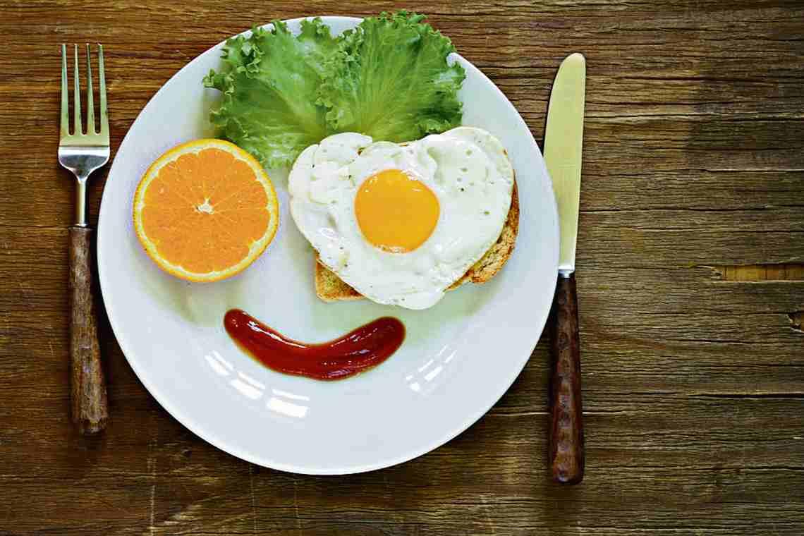 Правильный завтрак — советы диетолога и рецепт для похудения