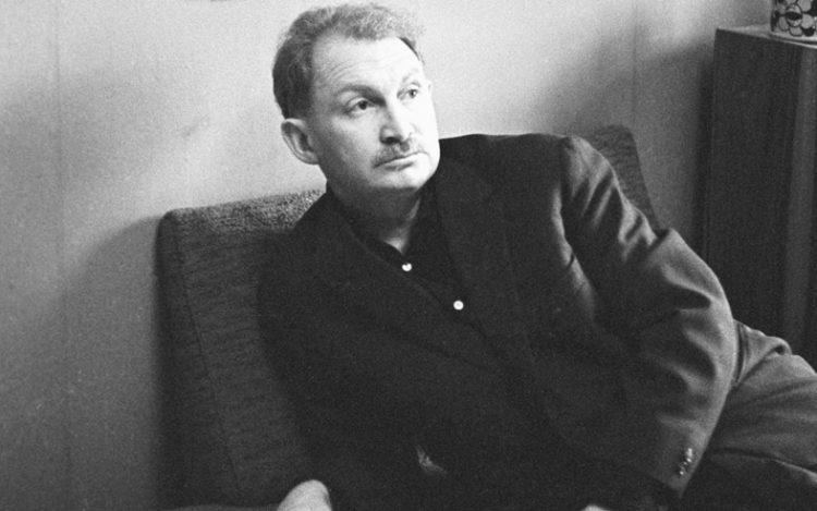 стихи о войне, Борис Слуцкий, поэт