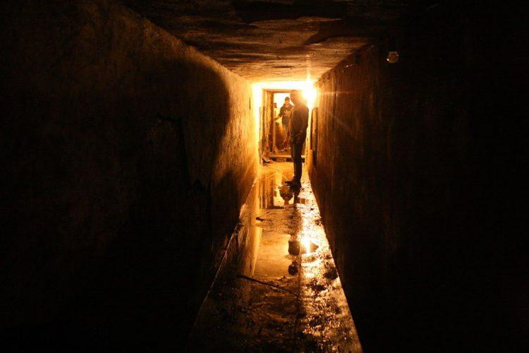 Подземелья в Украине, обустройство бункера, музей тоталитаризма, Ровно