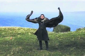 Тренды соцсетей, Игра престолов, вирусное видео