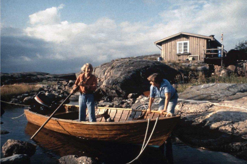 Дом Туве Янссон, Финский залив, миллионер