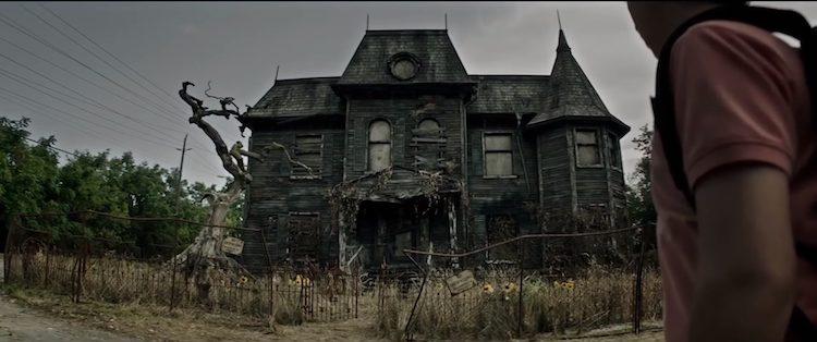 фильм оно, стивен кинг, старый дом