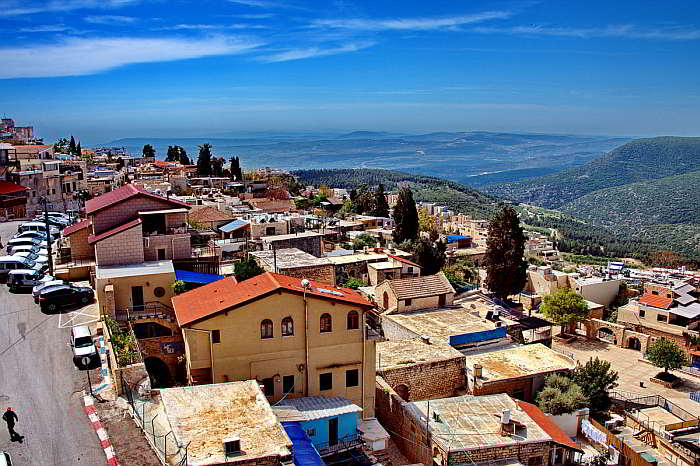 Израиль, цфат
