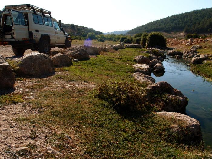 Израиль, Национальный парк Ципори, достопримечательности Израиля