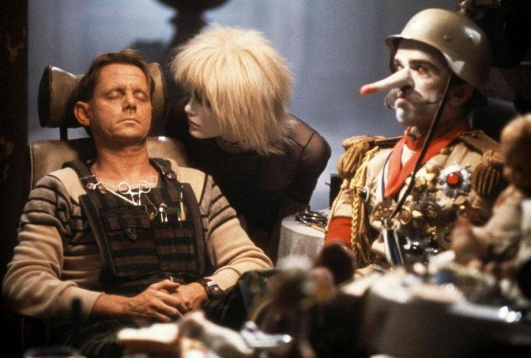 blade runner 1982, Бегущий по лезвию, интервью, кадр из фильма