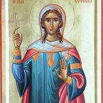 фишки дня - 29 сентября. Великомученица Евфимия