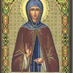 Фишки дня — 24 сентября, Преподобная Феодора Александрийская, православие, календарь