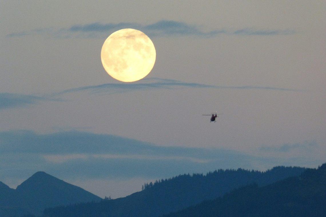 Магнитные бури и лунный календарь — с 28 сентября по 4 октября