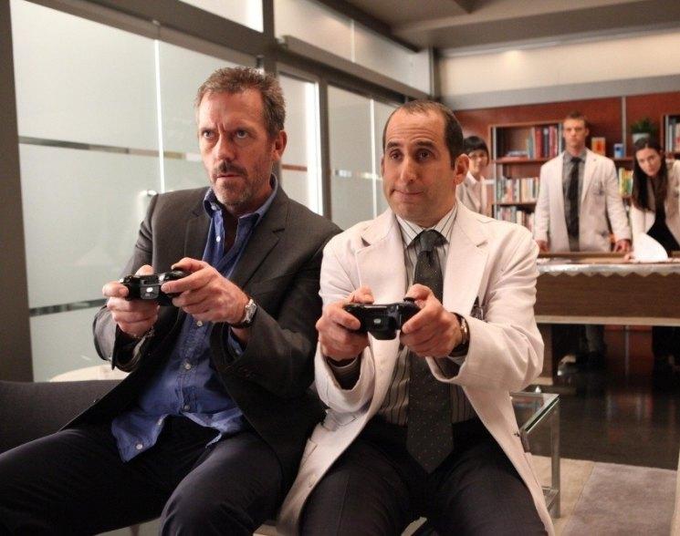 Фишки дня — 2 октября, доктор хаус, кадр из сериала