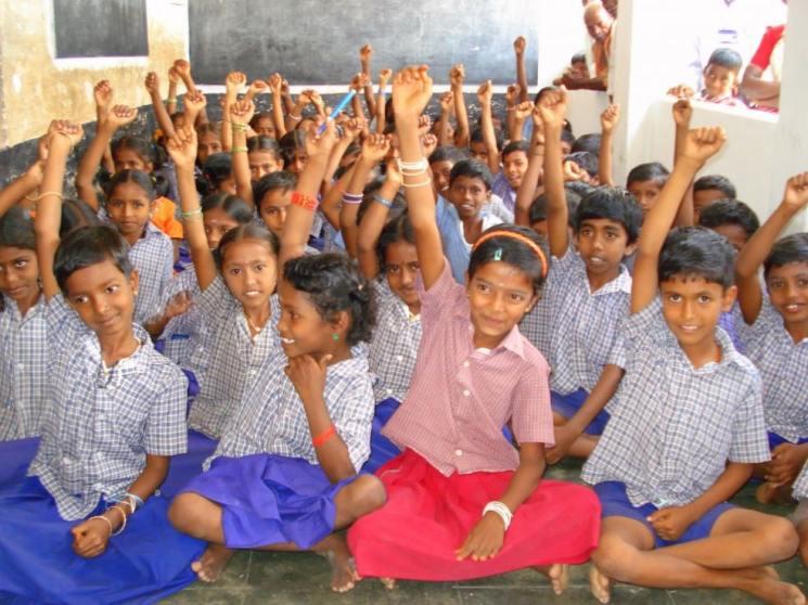 Фишки дня — 5 сентября, Индия, дети, школа, урок