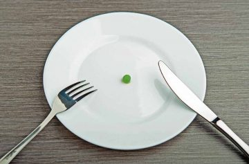 диета 5 ложек