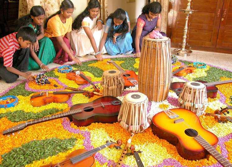 Фишки дня — 4 сентября, Индия, праздник дня