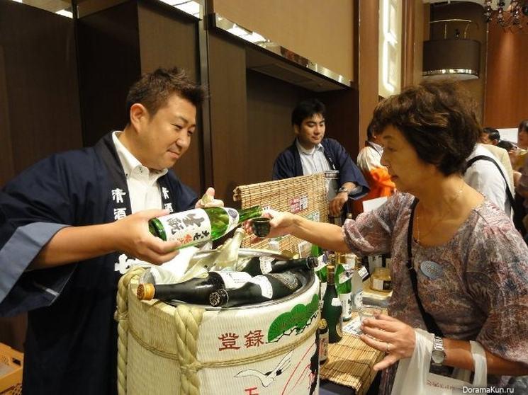 Фишки дня — 1 октября, саке, Япония, алкоголь