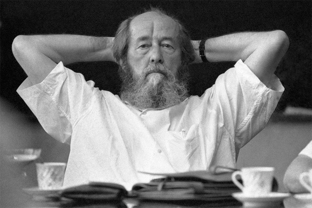 Александр Солженицын: изгнанник, диссидент или хитрец?
