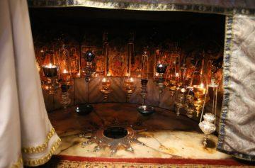 Рождество Христово. Вифлеемская звезда, пещерка Рождества