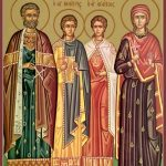 Фишки дня — 3 октября, Великомученик святой Евстафий Плакида