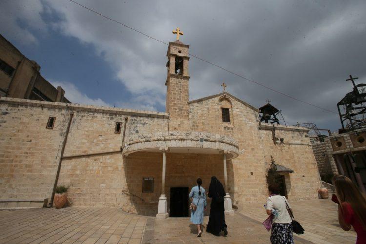 храм Архангела Гавриила в Назарете, Назарет