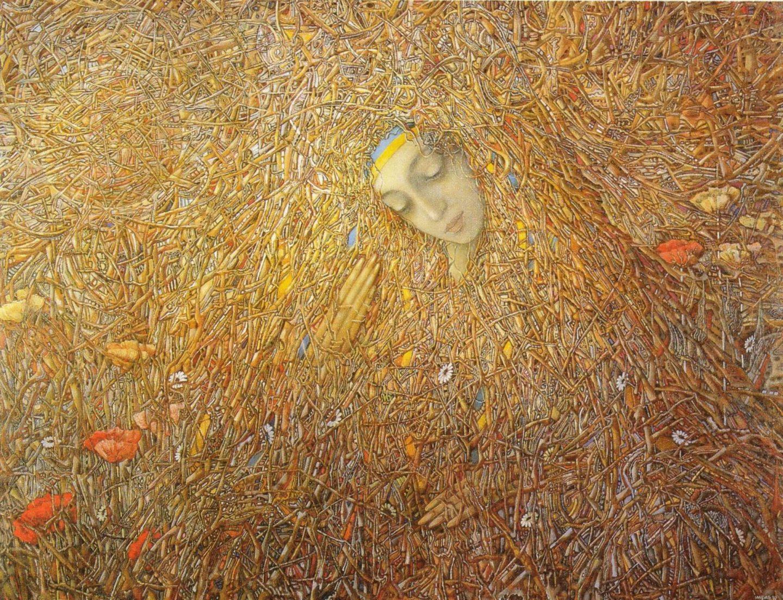 Художник Иван Марчук – официальный гений Украины и его добрые картины